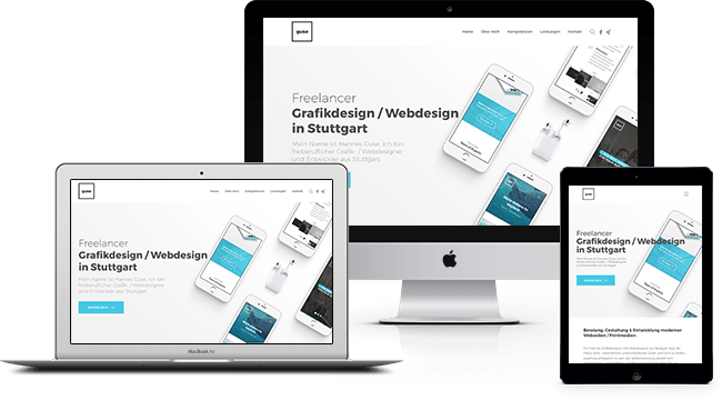 Webdesign aus Stuttgart