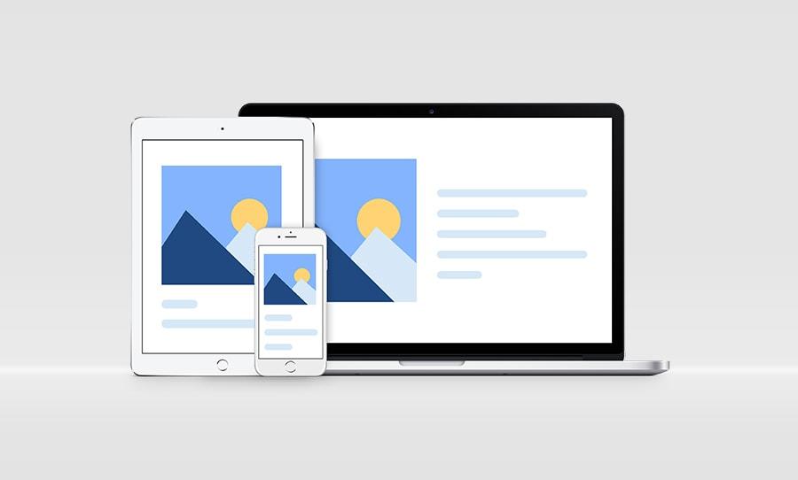 Beitragsbild - Responsive Webdesign aus Stuttgart
